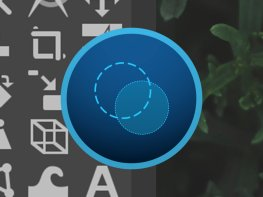 Rainier UI Icon for GIMP Photo Editor